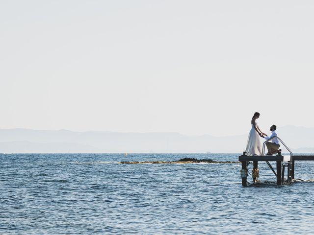 Le mariage de Julien et Anne Sophie à Sainte-Maxime, Var 8
