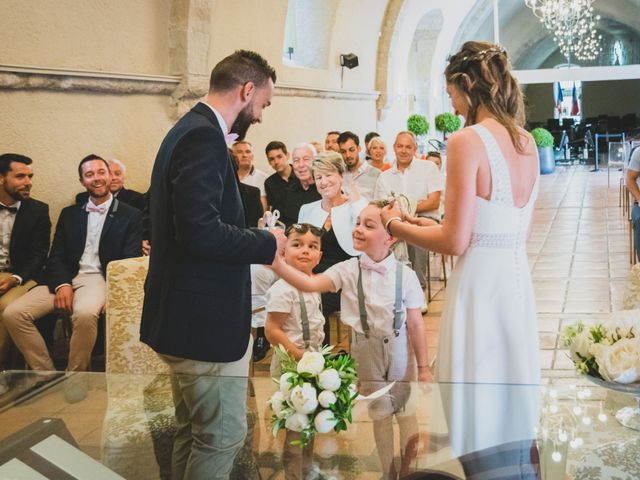 Le mariage de Julien et Anne Sophie à Sainte-Maxime, Var 10