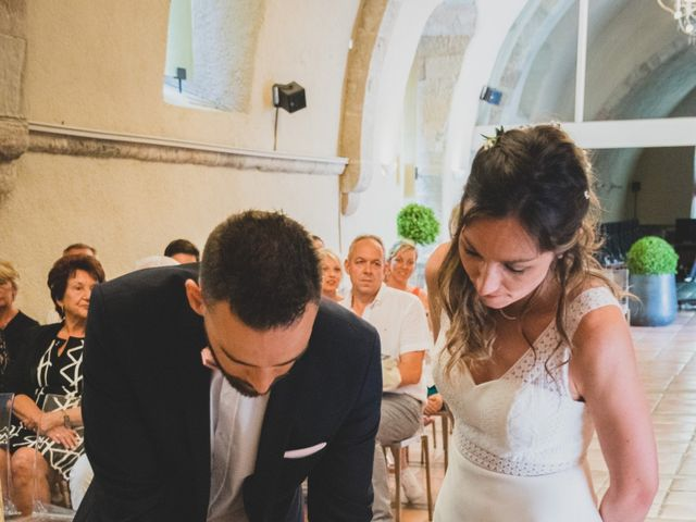 Le mariage de Julien et Anne Sophie à Sainte-Maxime, Var 11