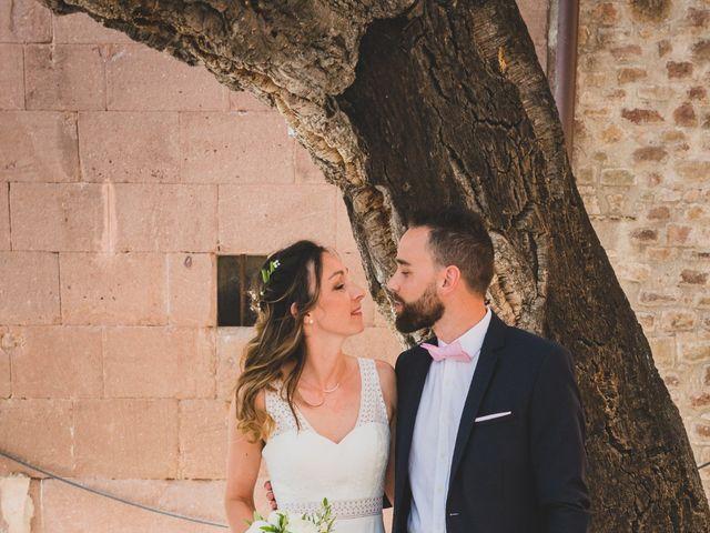 Le mariage de Julien et Anne Sophie à Sainte-Maxime, Var 12