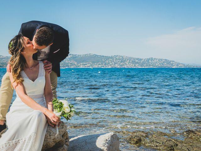 Le mariage de Julien et Anne Sophie à Sainte-Maxime, Var 16