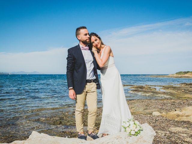 Le mariage de Julien et Anne Sophie à Sainte-Maxime, Var 17