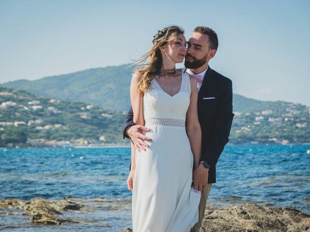 Le mariage de Julien et Anne Sophie à Sainte-Maxime, Var 18