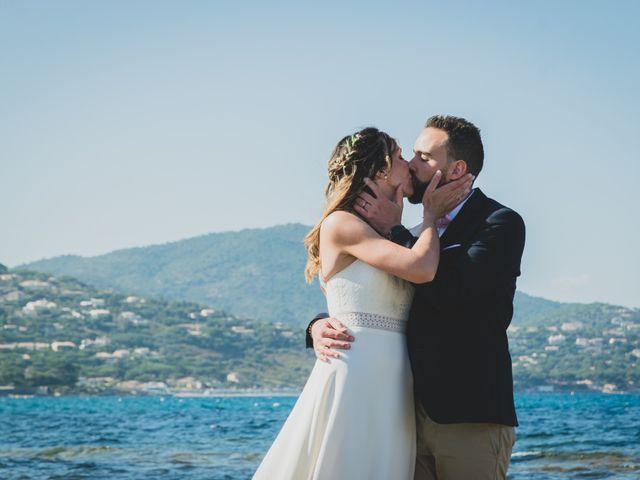 Le mariage de Julien et Anne Sophie à Sainte-Maxime, Var 19