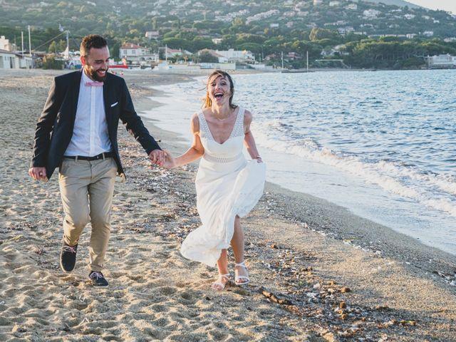 Le mariage de Julien et Anne Sophie à Sainte-Maxime, Var 28