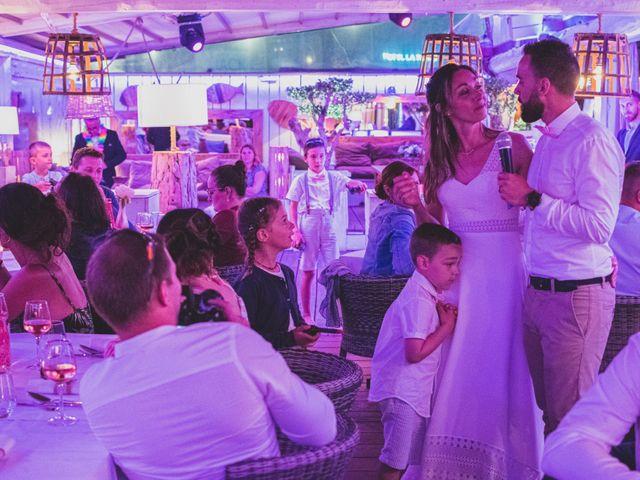 Le mariage de Julien et Anne Sophie à Sainte-Maxime, Var 32