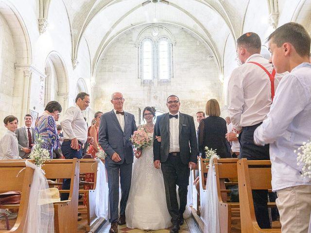 Le mariage de Quentin et Amélie à Bouchemaine, Maine et Loire 80