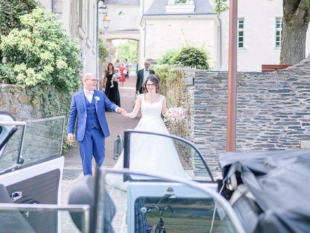 Le mariage de Quentin et Amélie à Bouchemaine, Maine et Loire 89