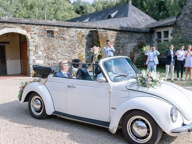 Le mariage de Quentin et Amélie à Bouchemaine, Maine et Loire 91