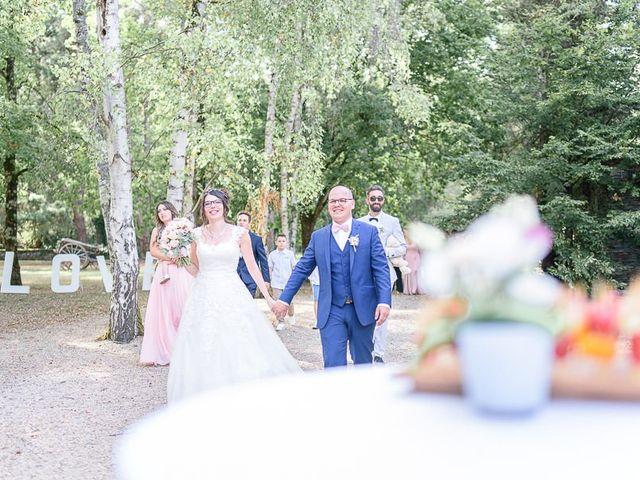 Le mariage de Quentin et Amélie à Bouchemaine, Maine et Loire 92