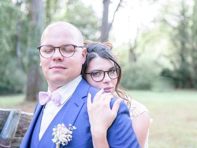 Le mariage de Quentin et Amélie à Bouchemaine, Maine et Loire 105