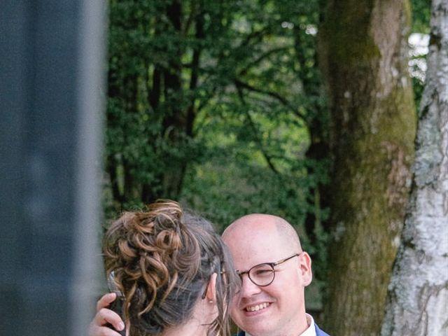 Le mariage de Quentin et Amélie à Bouchemaine, Maine et Loire 123