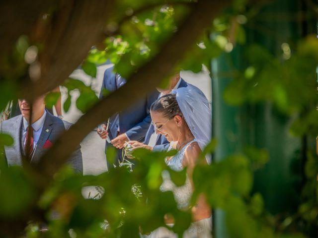 Le mariage de Yohann et Maëva à Sauzet, Gard 5