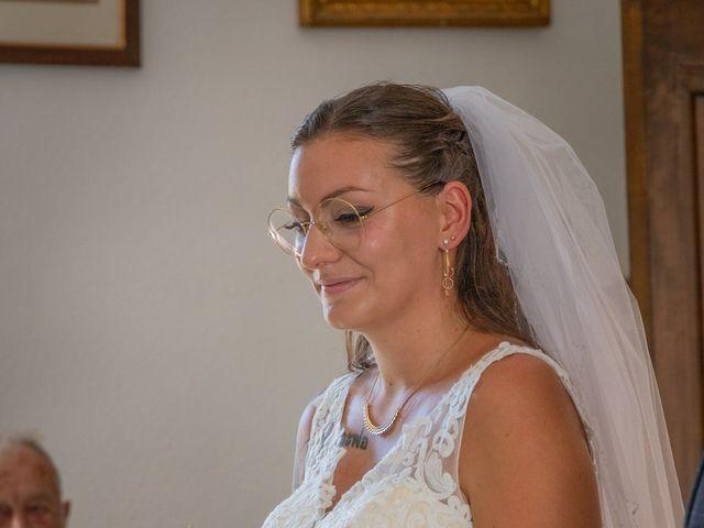 Le mariage de Yohann et Maëva à Sauzet, Gard 8