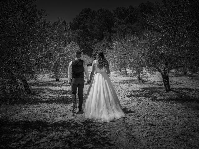 Le mariage de Yohann et Maëva à Sauzet, Gard 19