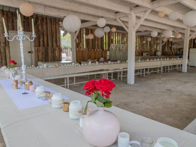 Le mariage de Yohann et Maëva à Sauzet, Gard 26