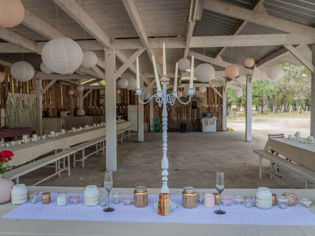 Le mariage de Yohann et Maëva à Sauzet, Gard 27