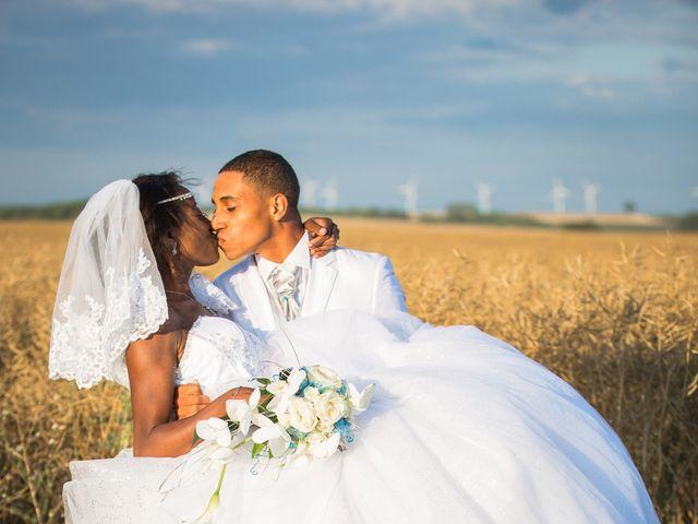 Le mariage de Laurna et Jason à Crépy-en-Valois, Oise 17