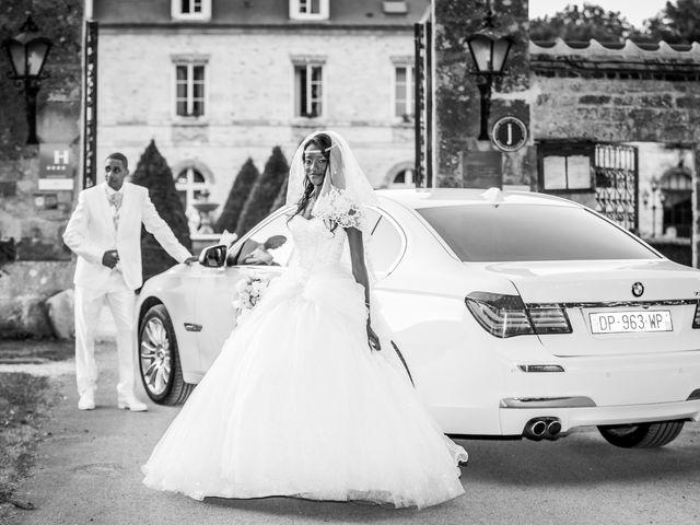 Le mariage de Laurna et Jason à Crépy-en-Valois, Oise 18
