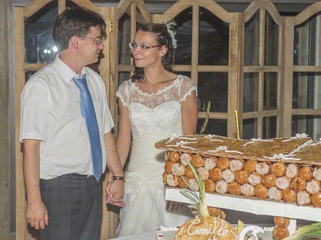 Le mariage de Martine et Jean