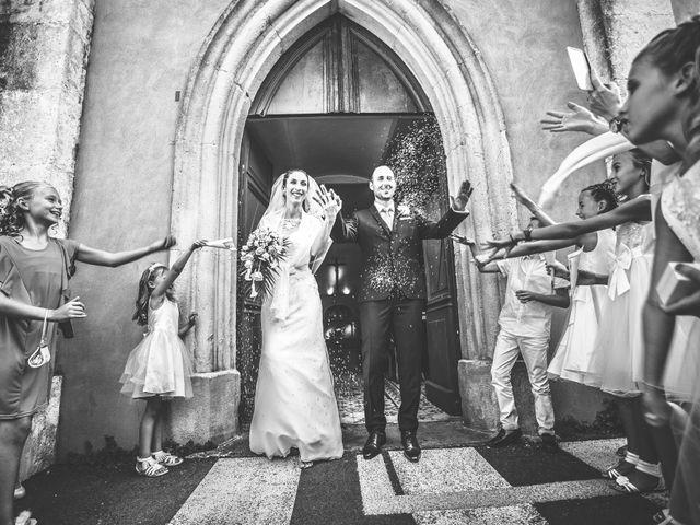 Le mariage de Pascal et Meggan à Saint-Christol-lès-Alès, Gard 14