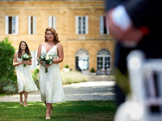 Le mariage de Stephen et Holly à Lanouaille, Dordogne 19