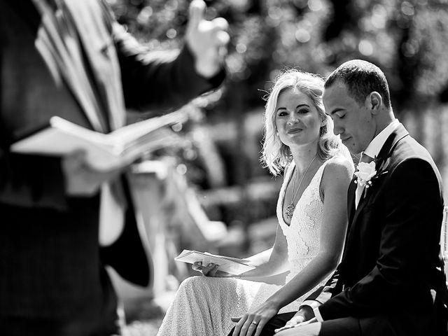 Le mariage de Stephen et Holly à Lanouaille, Dordogne 26