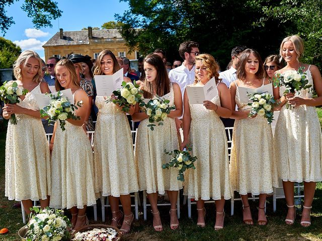 Le mariage de Stephen et Holly à Lanouaille, Dordogne 35