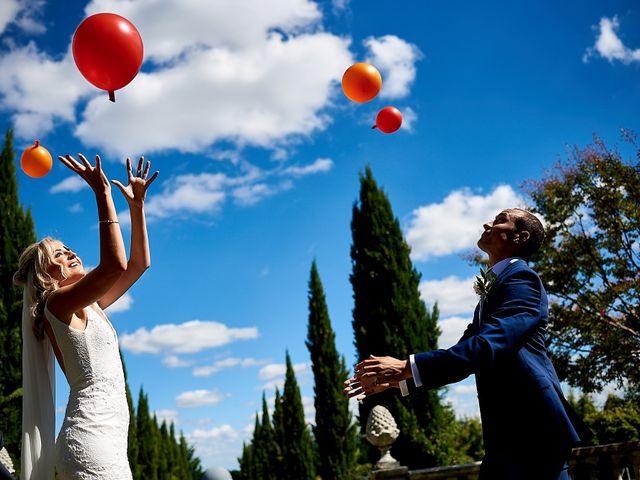 Le mariage de Stephen et Holly à Lanouaille, Dordogne 1