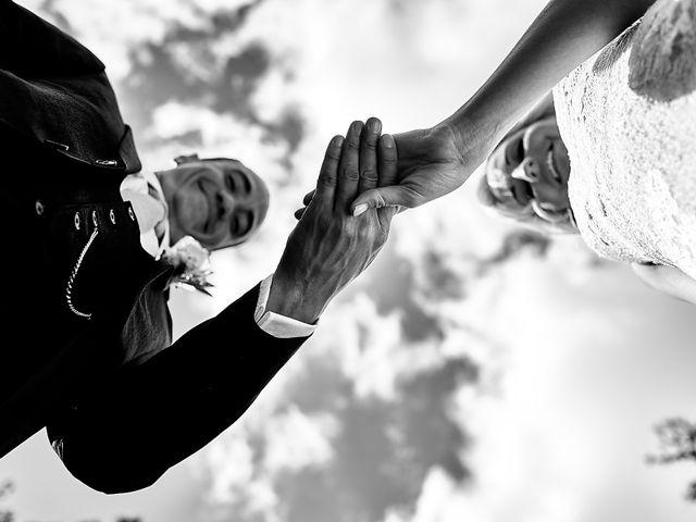 Le mariage de Stephen et Holly à Lanouaille, Dordogne 2