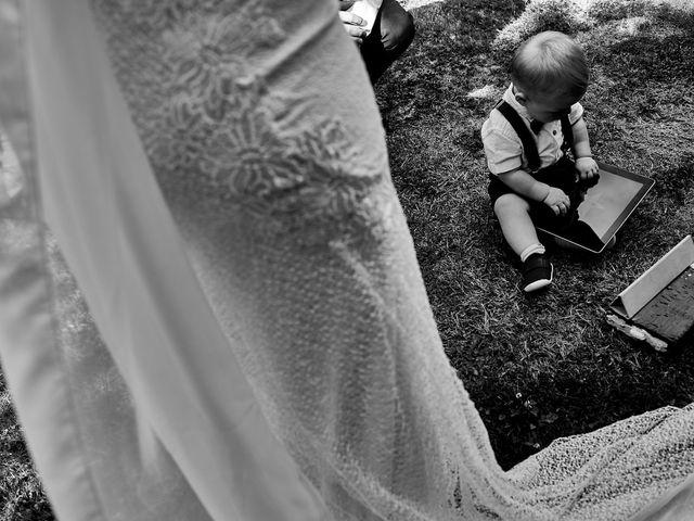 Le mariage de Stephen et Holly à Lanouaille, Dordogne 43