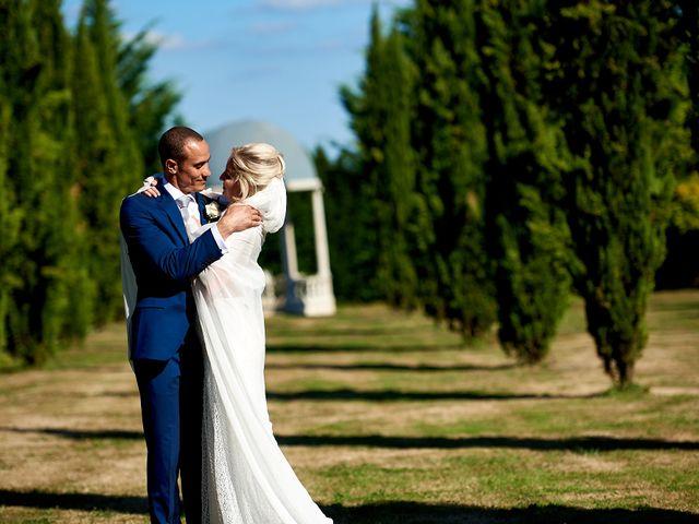 Le mariage de Stephen et Holly à Lanouaille, Dordogne 47