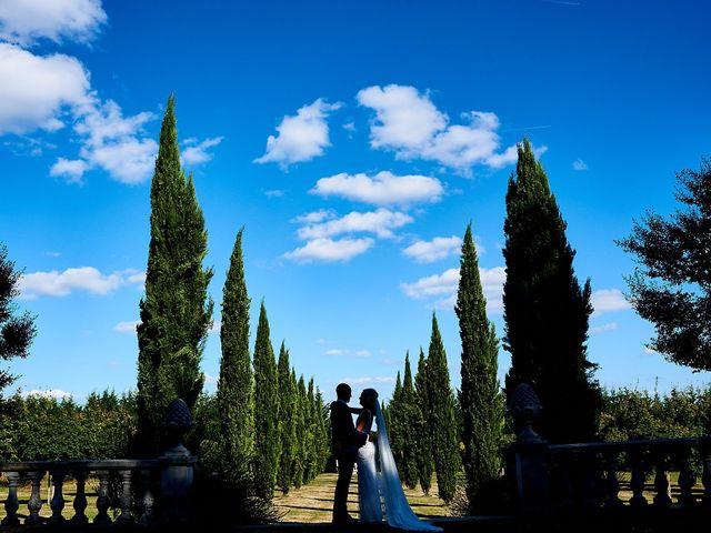 Le mariage de Stephen et Holly à Lanouaille, Dordogne 48