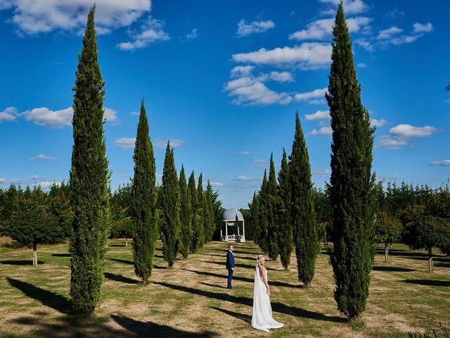Le mariage de Stephen et Holly à Lanouaille, Dordogne 49