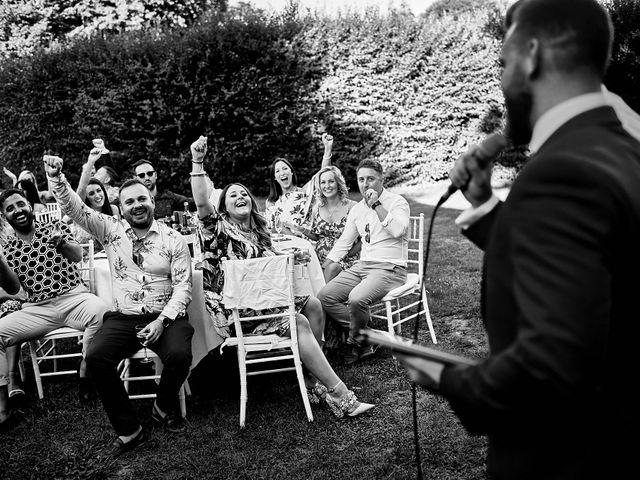Le mariage de Stephen et Holly à Lanouaille, Dordogne 56