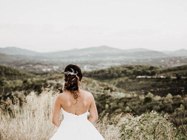 Le mariage de Thomas et Marina à Le Castellet, Var 3