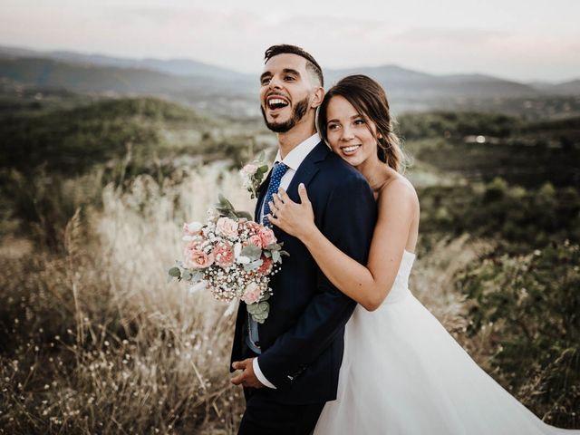 Le mariage de Thomas et Marina à Le Castellet, Var 7
