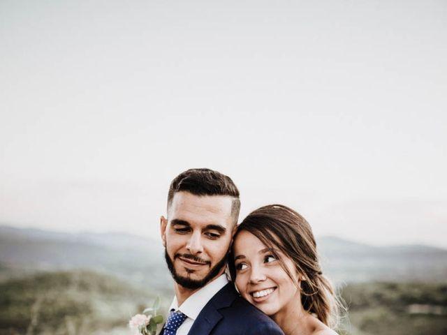 Le mariage de Thomas et Marina à Le Castellet, Var 8