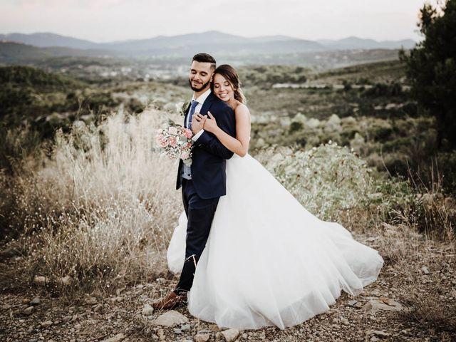 Le mariage de Thomas et Marina à Le Castellet, Var 9