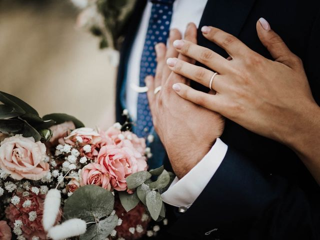 Le mariage de Thomas et Marina à Le Castellet, Var 10