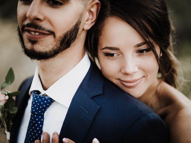 Le mariage de Thomas et Marina à Le Castellet, Var 11