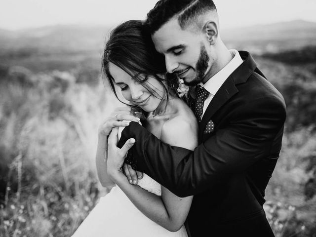 Le mariage de Thomas et Marina à Le Castellet, Var 13
