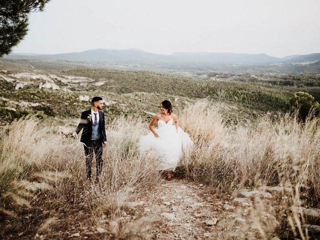 Le mariage de Thomas et Marina à Le Castellet, Var 15