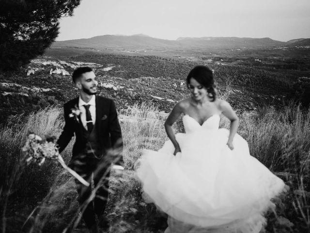 Le mariage de Thomas et Marina à Le Castellet, Var 16