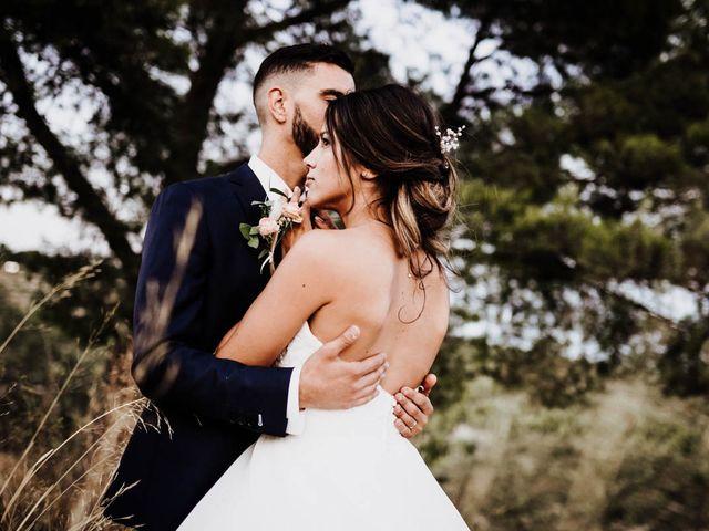 Le mariage de Thomas et Marina à Le Castellet, Var 18