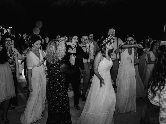 Le mariage de Thomas et Marina à Le Castellet, Var 23