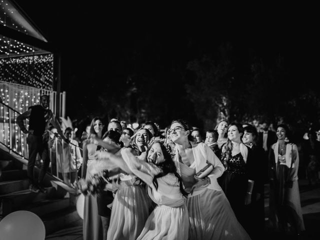 Le mariage de Thomas et Marina à Le Castellet, Var 25