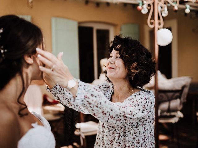 Le mariage de Thomas et Marina à Le Castellet, Var 53