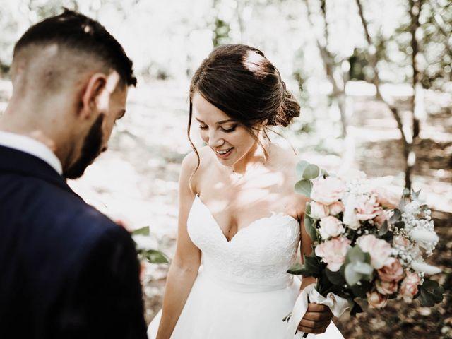 Le mariage de Thomas et Marina à Le Castellet, Var 64