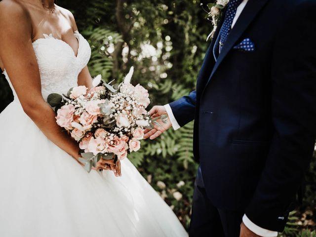 Le mariage de Thomas et Marina à Le Castellet, Var 65